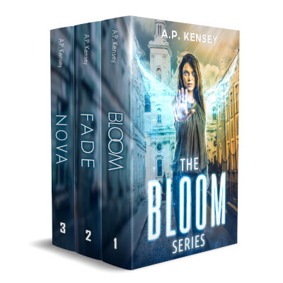 The Bloom Series Box Set Cover